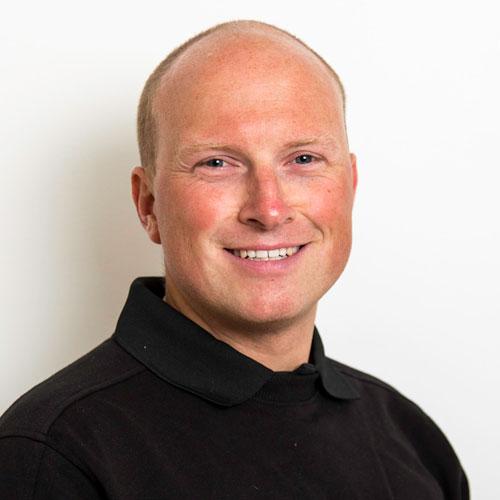 Portrait of Steffen Dahlen